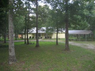 Lake Fork house on Beautiful Birch Creek Bay - Quitman vacation rentals