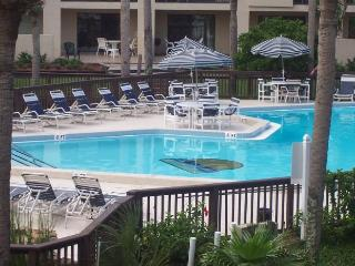 Spacious 3 BR Condo..Steps to Ocean!  WiFi - Saint Augustine Beach vacation rentals