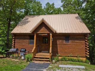 Charming Log Cabin- Honeymooners Haven - Branson vacation rentals