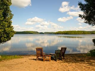 Beautiful 4-Season Lakefront Chalet Mont Tremblant - La Conception vacation rentals