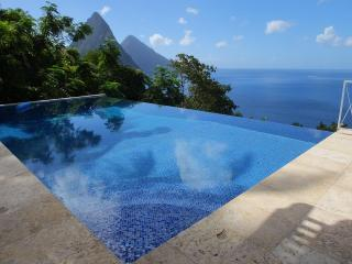 The Villa Alegria - Picture-Perfect View of Pitons - Soufriere vacation rentals
