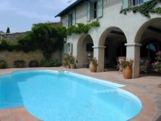 Lovely Village Home with Beautiful Views, Luberon - Ansouis vacation rentals