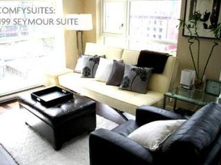 Downtown Vancouver: Yaletown by COMFYSUITES - Vancouver vacation rentals