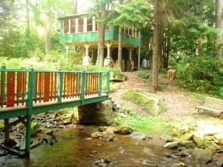 Waterfront Cottage,  Seven Springs/Hidden Valley - Seven Springs vacation rentals
