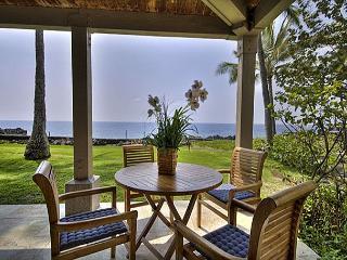 Groundfloor Oceanfront Unit - Kona Coast vacation rentals