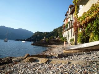 fisherman's house on the beach! - Varenna vacation rentals
