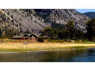 Lodge on Clark Fork river - Rocky Point Ranch  Lodge and B&B - Thompson Falls - rentals