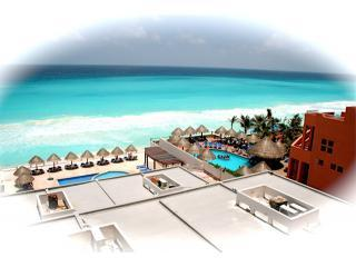 View from Terraces - 2 Suites in 1 - Perfect for 2 Couples to Share - Cancun - rentals