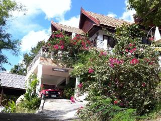 Gorgeous Villa with Deck and Internet Access - Koh Phangan vacation rentals