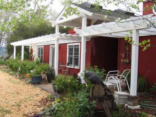 1 bedroom Cottage with Internet Access in Healdsburg - Healdsburg vacation rentals