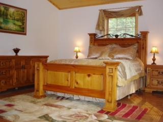 Romantic Mountain Cabin with Pond & Gazebo - WiFi - Murphy vacation rentals