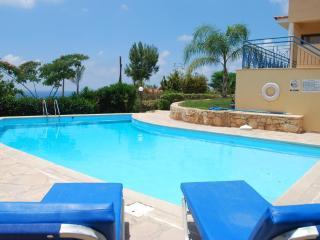 ZEUS SUBLIME- 5 bedrm villa Own large pool Privacy - Paphos vacation rentals