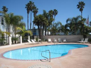 Pool - Carpinteria Beach Getaway - Steps From the Sand - Carpinteria - rentals
