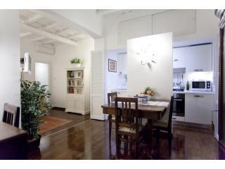 dining room - Lovely in Trastevere *AC *wifi *fully accessorized - Rome - rentals