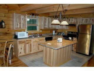 Mapleridge, delux log cabin sleeps 10 - Logan vacation rentals