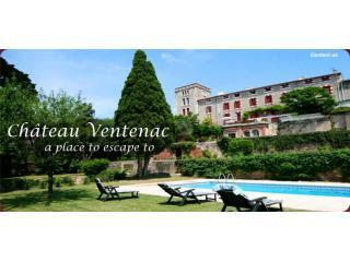 Chateau Ventenac , vacations for groups - Aude vacation rentals