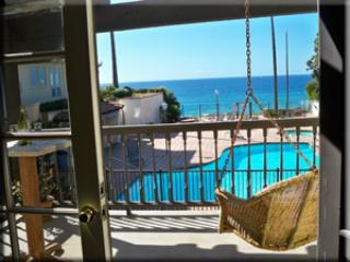 Oceanfront Condo Encinitas, 3, Direct Beach, Pool - Encinitas vacation rentals