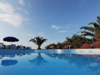 Lovely Villa with Deck and A/C - Limni Keri vacation rentals