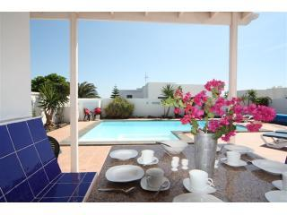 3 Beds  2 Bath with Salt water heated pool & Spa - Playa Blanca vacation rentals