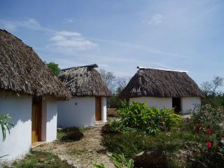 Sac Nicte  three mayan houses - Sac Nicte - a unique mayan village vacation rental - Merida - rentals