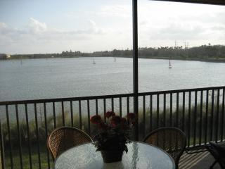 LUXURIOUS LAKEFRONT & GOLF CONDO - RENT/STAY FREE! - Bonita Springs vacation rentals