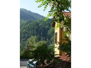 Villa on Lake Paradiso, Apuane Alps, Tuscany - Bagnone vacation rentals
