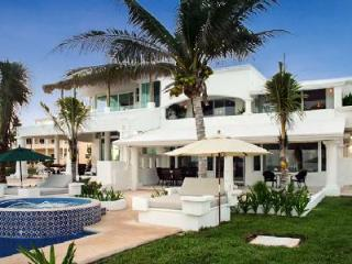 Villa Tortuga - Exclusive villa on the beach with scenic terrace & pool - Playa del Secreto vacation rentals