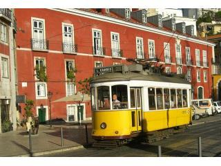 Portas do Sol Square - Alfama Flat - Free Airport Transfer, Internet, PC - Lisbon - rentals