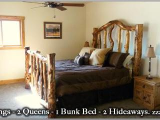 6 bedroom House with Deck in Canon City - Canon City vacation rentals