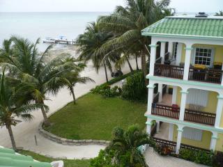 Beachfront Condo - Oasis del Caribe #11 - 3rd Fl - San Pedro vacation rentals