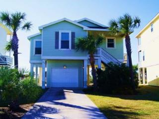 Stunning 3 bedroom, 2 bath beachside cottage located in Pointe West Resort. - Galveston vacation rentals