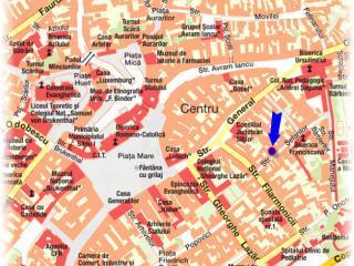 Grand Central Studio 2 Sibiu - Sibiu vacation rentals