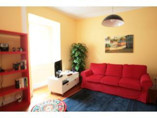 sitting room - quiet flat in the middle of Bairro Alto - Lisbon - rentals