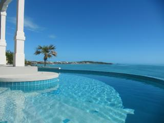 From $2950 wk Oceanfront, pool, dock on Ocean Pt - Turks and Caicos vacation rentals