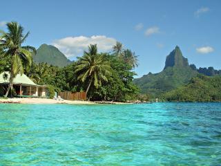 Robinson's Cove Villas - Deluxe Cook Villa / TAHITI VILLAS - Moorea vacation rentals