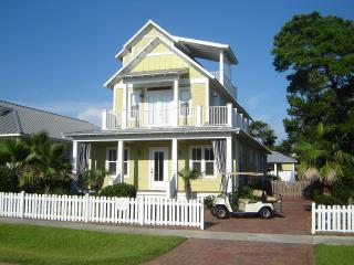 Luxurious 6BR house in Crystal Beach with pool/spa - Destin vacation rentals