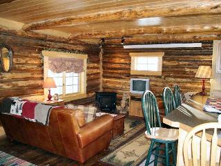 Log Cabin in the Village of Grand Lake, Colorado - Grand Lake vacation rentals
