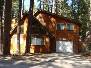 Cabin in the Wild - South Lake Tahoe vacation rentals