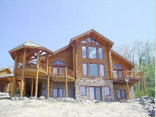 Stunning Handcrafted Log Home - Sunday River Maine - Newry vacation rentals