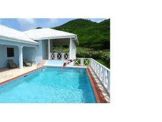 outdoorpoolleft - Featured in Times 50 Best Caribbean Villas - Nov14 - Saint Mary - rentals