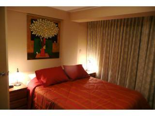 main bedroom 1 w queen bed - The Best Located Apartment in Miraflores - Lima - rentals