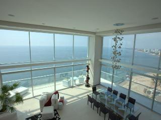 2-story, luxury beachfront penthouse in Vallarta - Puerto Vallarta vacation rentals