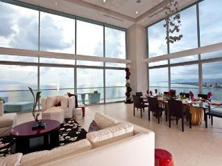 2-story, luxury beachfront penthouse in Vallarta - Puerto Vallarta vacation rentals