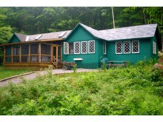 Lake Placid Adirondack Waterfront Camp-Home - Lake Placid vacation rentals