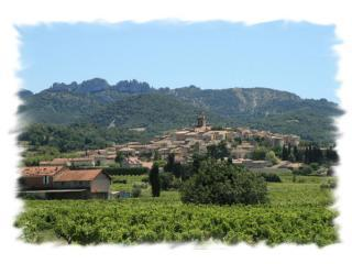 Les Maisons en Provence in village of Sablet, 4 Bedroom Vacation House - Sablet vacation rentals
