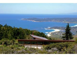 PANORAMIC OCEAN VIEWS POINT LOBOS RIDGE-TOP ESTATE - Carmel vacation rentals