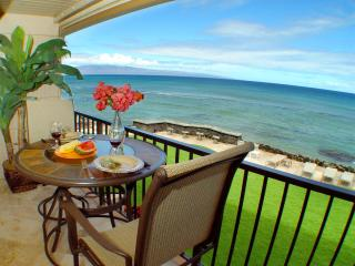 Direct Oceanfront! Free Sunsets! Book for Spring! - Lahaina vacation rentals