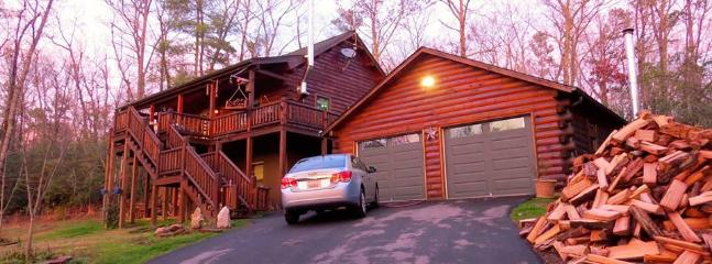 The Cabin in the South Carolina Mountains - Table Rock Bed and Breakfast, South Carolina Mtns - Cleveland - rentals