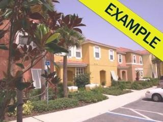 2BT 2BT~ Town Homes In Orlando: 2 Bedroom BEST VALUE Townhome Rentals - Orlando vacation rentals