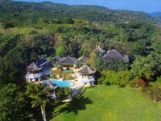 Ocean view Mahogany Hill at Tryall golf on 11 acres with 2 freshwater pools & full staff - Montego Bay vacation rentals